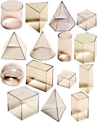 Set didactic corpuri geometrice Miniland 15 piese [0]