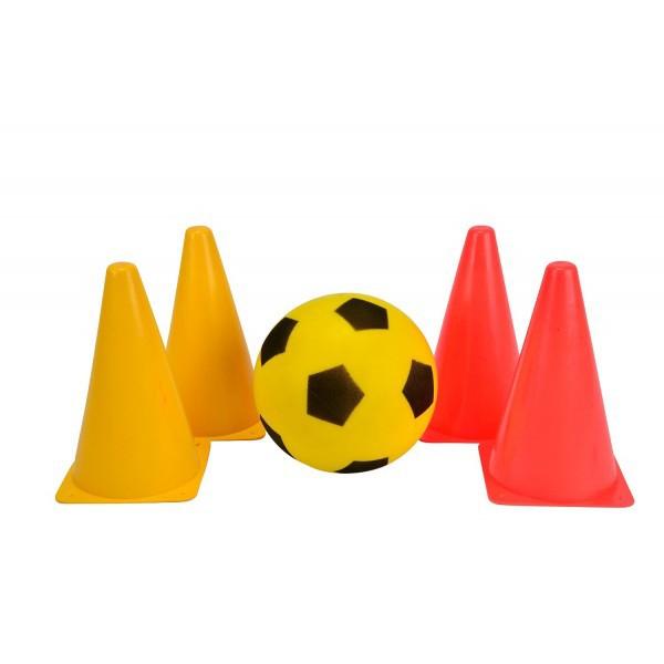 Set fotbal cu jaloane Androni Giocattoli [3]