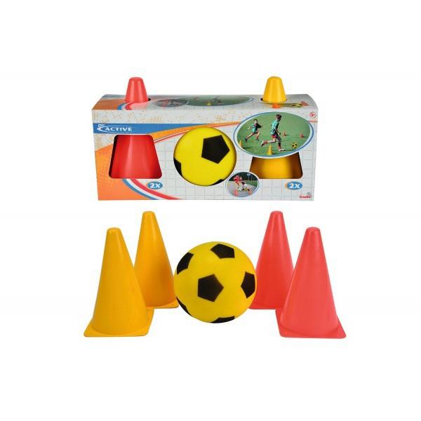 Set fotbal cu jaloane Androni Giocattoli [2]