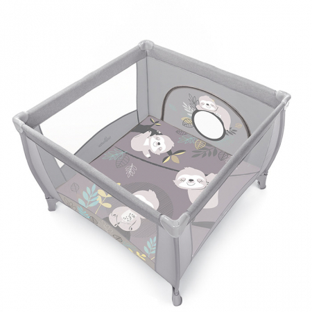 Tarc de joaca pliabil - Baby Design Play [6]
