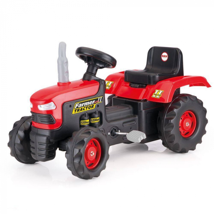 Tractor cu pedale [2]