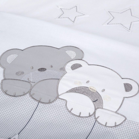 Set lenjerie brodata 3 piese Star Dream [1]