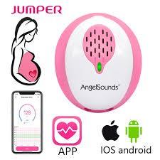 Aparat de ascultat sunete fetale cu aplicatie smartphone Angelsounds JPD-200S [1]