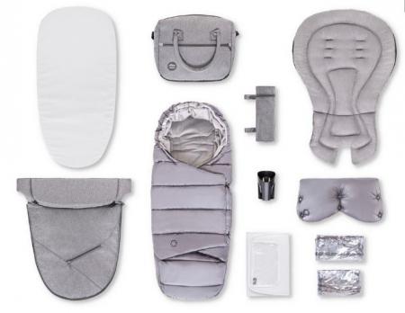 Carucior multifunctional + Winter Pack Baby Design Husky 2020 [1]