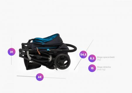 Carucior sport Baby Design Smart 2019 [8]