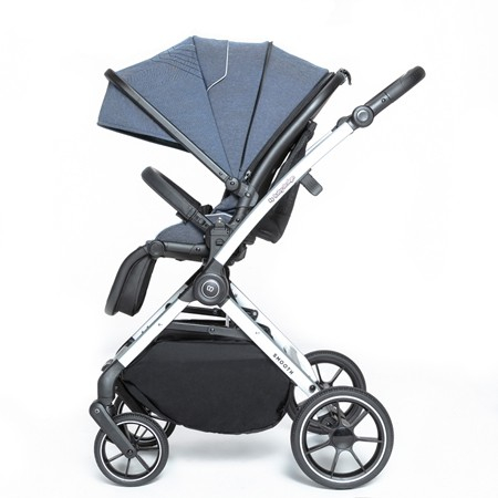 Carucior multifunctional 2 in 1 Baby Design Smooth 2020 [5]
