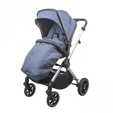 Carucior multifunctional 2 in 1 Baby Design Smooth 2020 [6]