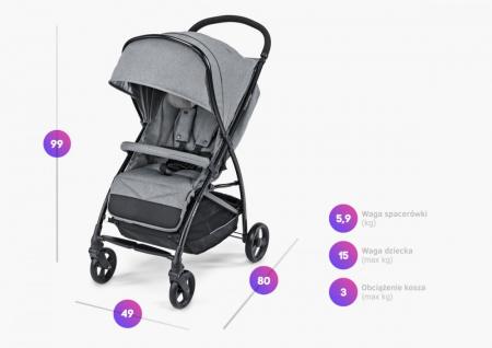 Carucior sport 2020 Baby Design Sway [1]