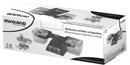 Balanta pentru solide si lichide Miniland [2]