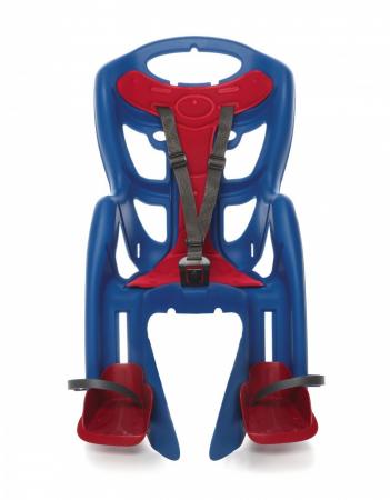 Scaun bicicleta pentru copii pana la 22kg  Bellelli Pepe Standard Multifix [1]