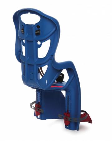 Scaun bicicleta pentru copii pana la 22kg  Bellelli Pepe Standard Multifix [2]