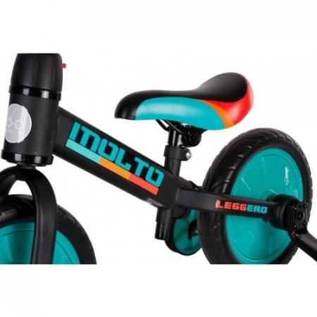 Bicicleta cu sau fara pedale Sun Baby Molto Leggero [1]
