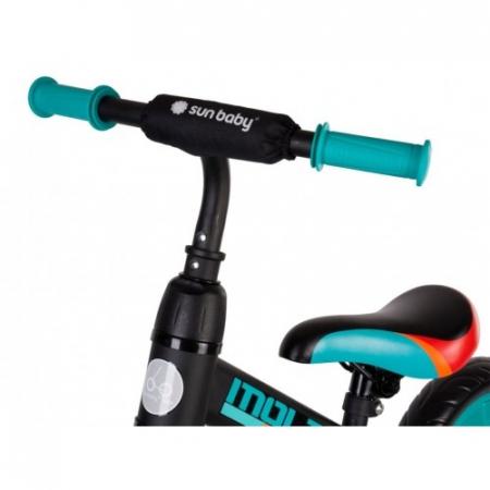 Bicicleta cu sau fara pedale Sun Baby Molto Leggero [2]