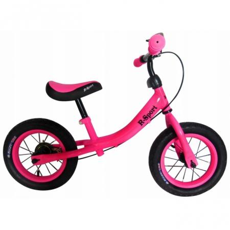 Bicicleta fara pedale R-Sport R3 - Roz [0]