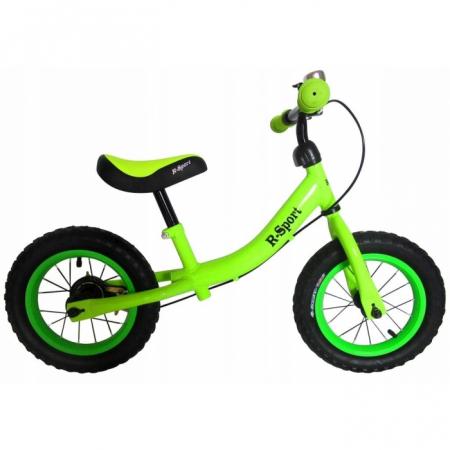 Bicicleta fara pedale R-Sport R3 - Verde [1]