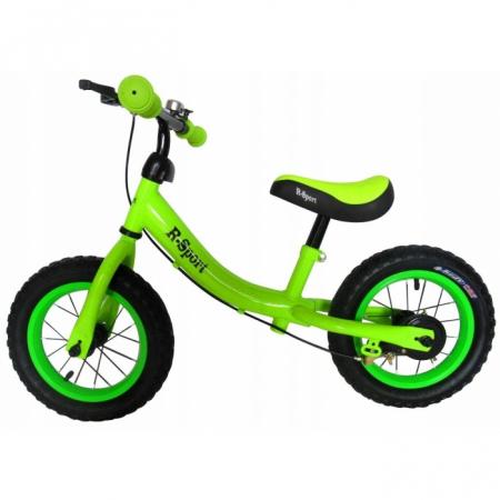 Bicicleta fara pedale R-Sport R3 - Verde [0]