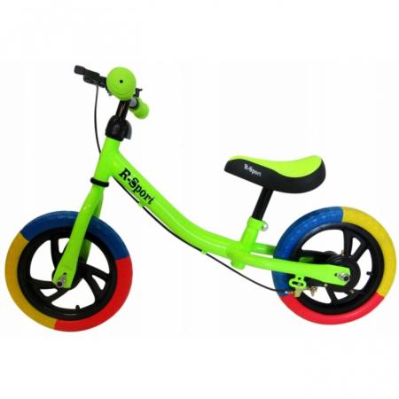 Bicicleta fara pedale R-Sport R6 - Verde [1]