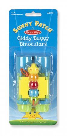 Binoclu de jucarie Giddy Buggy - Melissa and Doug [1]
