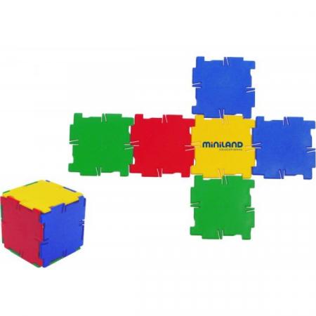 Joc constructii Conexion 54 Miniland [4]