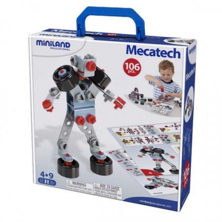 Joc constructii Mecatech Miniland [7]