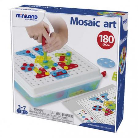 Joc constructii Mosaic Art Miniland [0]
