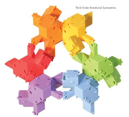 Joc de constructie Testoasele - Fat Brain Toys [2]