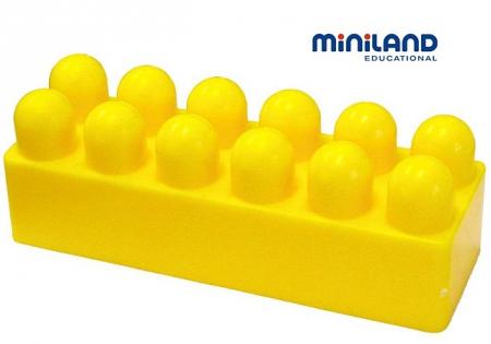Joc de constructii Caramizi Miniland 300 buc [2]