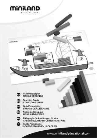 Kit pentru jocuri aritmetice Miniland [3]