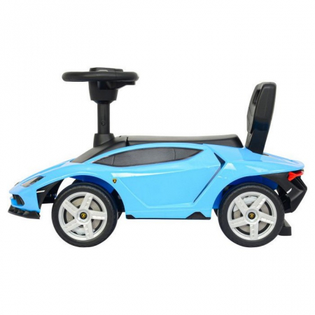 Masinuta de impins Lamborghini 3726A - Albastru [5]