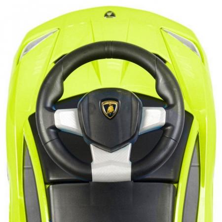 Masinuta de impins Lamborghini 3726A - Verde [4]