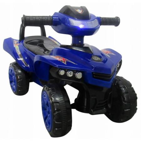 Masinuta de impins R-Sport J5- Albastru [1]