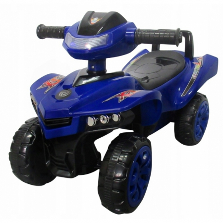 Masinuta de impins R-Sport J5- Albastru [0]