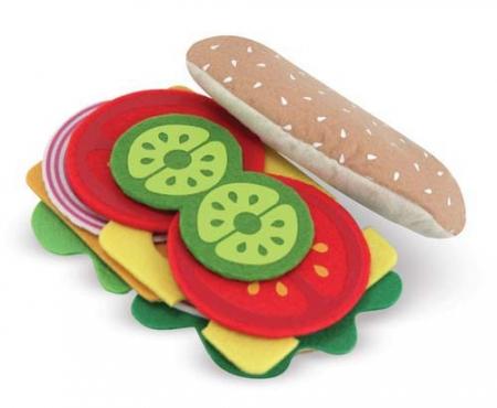 Set de joaca Sandwich - Melissa & Doug [3]