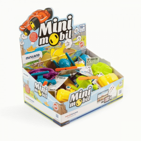 Minimobil 9  Excavator Miniland [2]