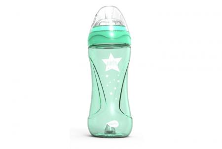 Biberon 330ml - verde - Nuvita [0]