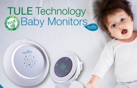 Interfon bebelusi cu proiector de noapte [2]