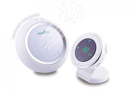 Interfon bebelusi cu proiector de noapte [0]