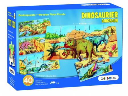 Puzzle de podea Dino Beleduc [0]