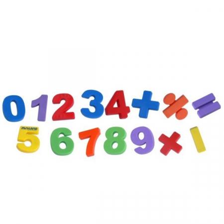 Set 54 numere magnetice Miniland [1]