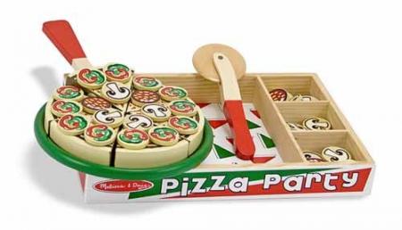 Set de joaca Pizza Party Melissa and Doug [1]