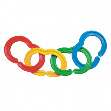 Zale din plastic pentru activitati de indemanare Miniland [0]