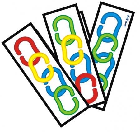 Zale din plastic pentru activitati de indemanare Miniland [1]