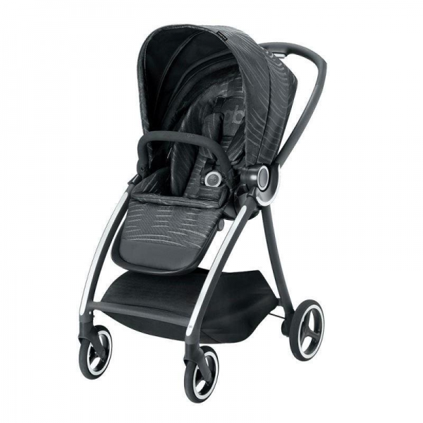 Carucior modular gb Maris 3 in 1 Lux Black 1