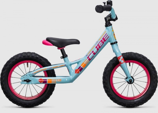 BICICLETA COPII PUSH BIKE/RUN BIKE CUBE CUBIE 120 Girl 2017