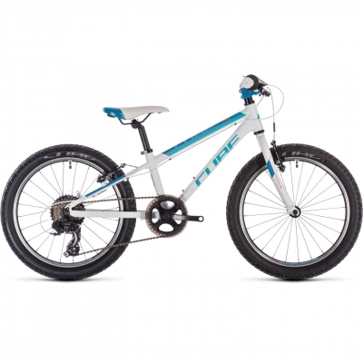 BICICLETA CUBE ACCESS 200 White Blue Pink 20190