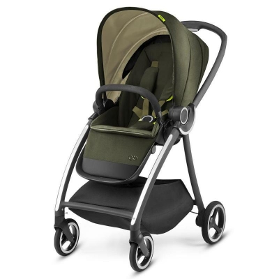 Carucior modular gb Maris 3 in 1 Lizard Khaki1