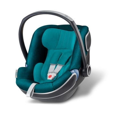 Carucior modular gb Maris 4 in 1 Capri Blue2