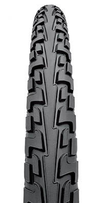 Anvelopa Continental Ride Tour Puncture-ProTection 47-622 (28*1.75) negru/maro