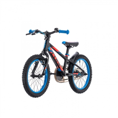 BICICLETA CUBE KID 160 Black Flashred Blue 20181