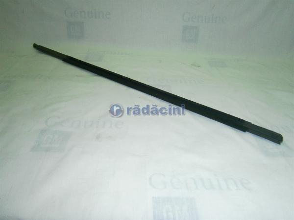 Perie exterioara geam usa fata stg  cod 96301654